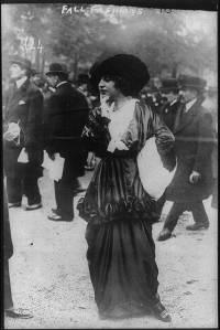 Courtesy of the Library of Congress, LC-USZ62-56765 (b&w film copy neg.) Photo by Bain News Service, N.Y.C.