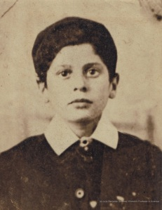 Joseph Benjamin (he died in the orphanage)