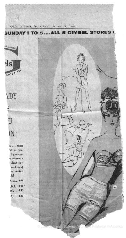 Crik-etts Ad NYT June 3, 1962 Back