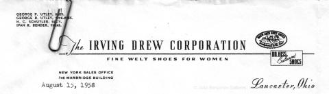 Crik-etts Licensing Agreement 1958 1