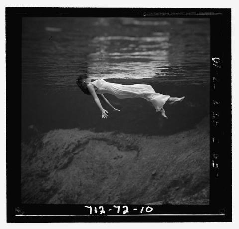 Weeki Wachee spring, Florida, Toni Frissell, 1947