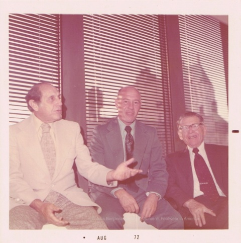 Ben Benjamin (far right)