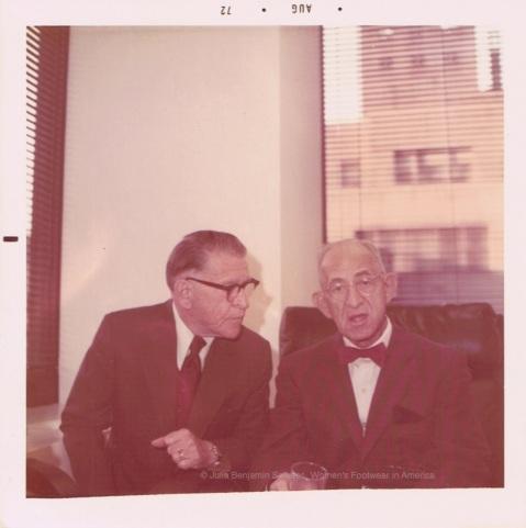 Ben Benjamin (Left)