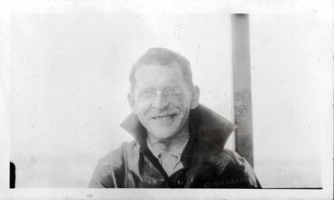 Grandpa  - Beach, 20's or 30's - Version 2