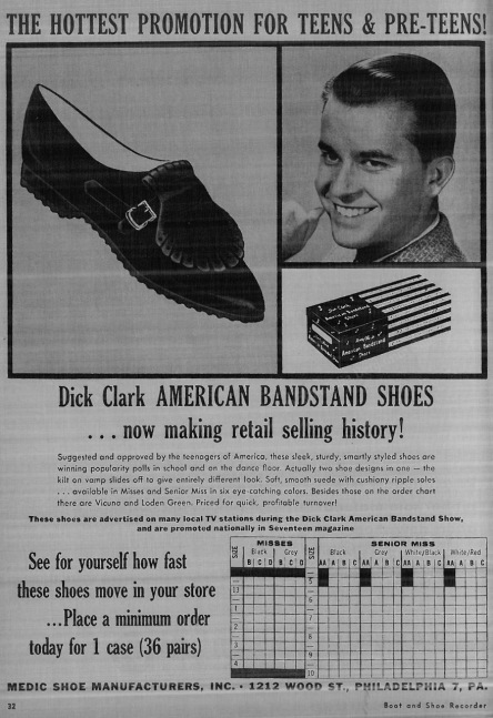 Dick Clark Shoes
