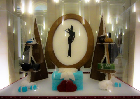 """Breakfast at Tiffany's"" FIKA on view at Le Parker Meridien"