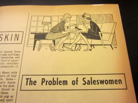 Saleswomen