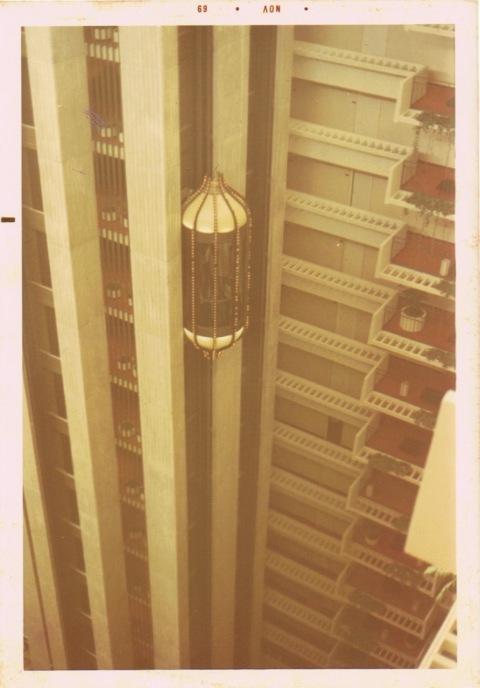 Hyatt Regency Atlanta 1969 2