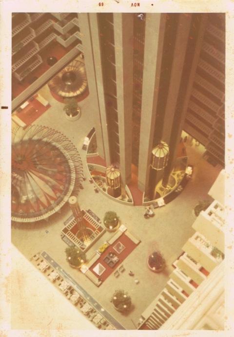 Hyatt Regency Atlanta 1969