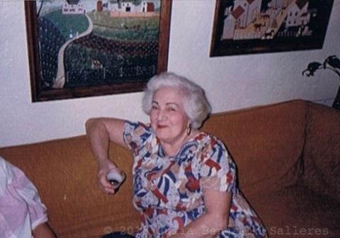 Aunt Paulette