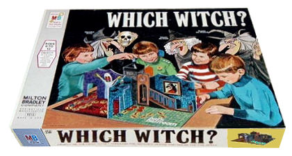 Which Witch by Milton Bradley