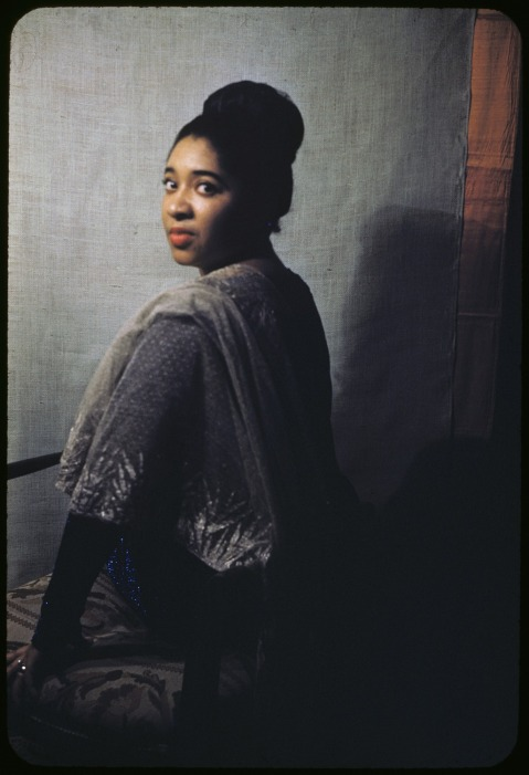 Betty Allen, 1958, Photo by Carl Van Vechten.